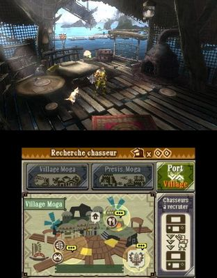 Test Monster Hunter 3 Ultimate Nintendo 3DS - Screenshot 207