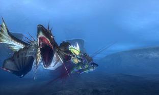 Images Monster Hunter 3 Ultimate Nintendo 3DS - 2