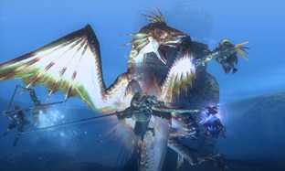 Images Monster Hunter 3 Ultimate Nintendo 3DS - 15