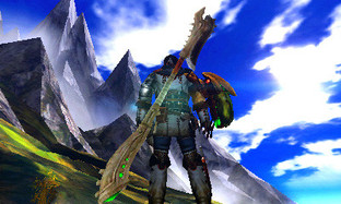 Images Monster Hunter 4 Nintendo 3DS - 12