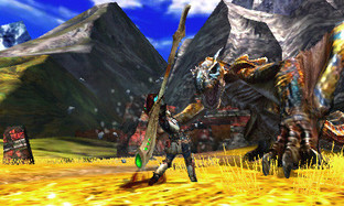 Images Monster Hunter 4 Nintendo 3DS - 13