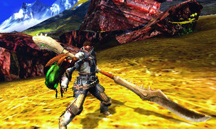 Images Monster Hunter 4 Nintendo 3DS - 14