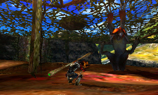 Pictures of Monster Hunter 4