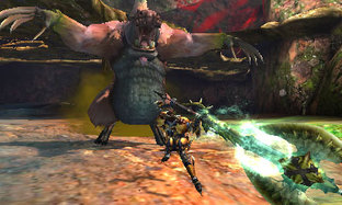Monster Hunter 4 Nintendo 3DS