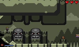 Test Mutant Mudds Nintendo 3DS - Scre