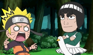 Images de Naruto : Powerful Shippuden