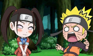 Une date pour Naruto Powerful Shippuden