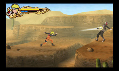 Images Naruto Shippuden 3D : The New Era Nintendo 3DS - 12