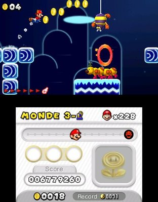Test New Super Mario Bros. 2 Nintendo 3DS - Screenshot 86