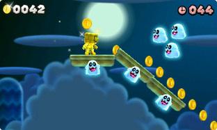 Deux nouveaux DLC pour New Super Mario Bros. 2