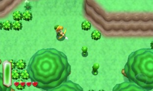 Aperçu The Legend of Zelda : A Link to the Past 2 Nintendo 3DS - Screenshot 3