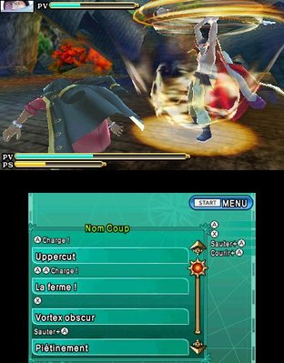 Test One Piece Unlimited Cruise SP 2 Nintendo 3DS - Screenshot 7
