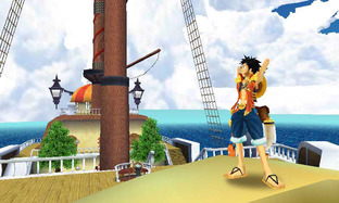 One Piece Unlimited Cruise SP Nintendo 3DS