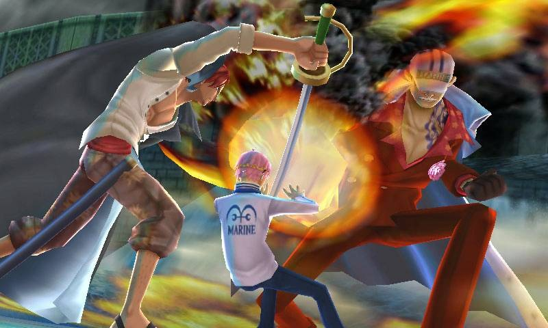 game one piece unlimited cruise 2 pc