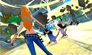 One Piece Unlimited World Red : Le nombre de persos jouables