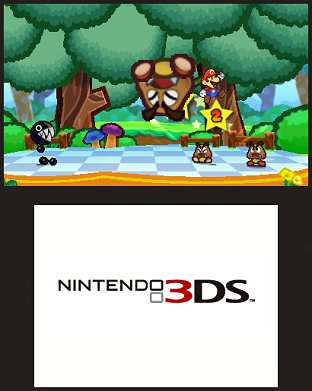 Images Paper Mario : Sticker Star Nintendo 3DS - 5