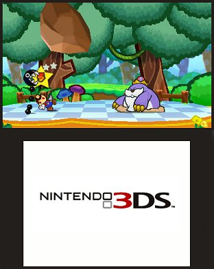 Images Paper Mario : Sticker Star Nintendo 3DS - 11