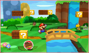 Images Paper Mario : Sticker Star Nintendo 3DS - 12