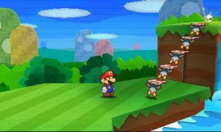 Paper Mario : Sticker Star s'illustre