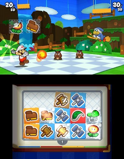 Images Paper Mario : Sticker Star Nintendo 3DS - 87