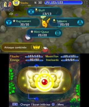 Test Pokémon Donjon Mystère : Les Portes de l'Infini Nintendo 3DS - Screenshot 65