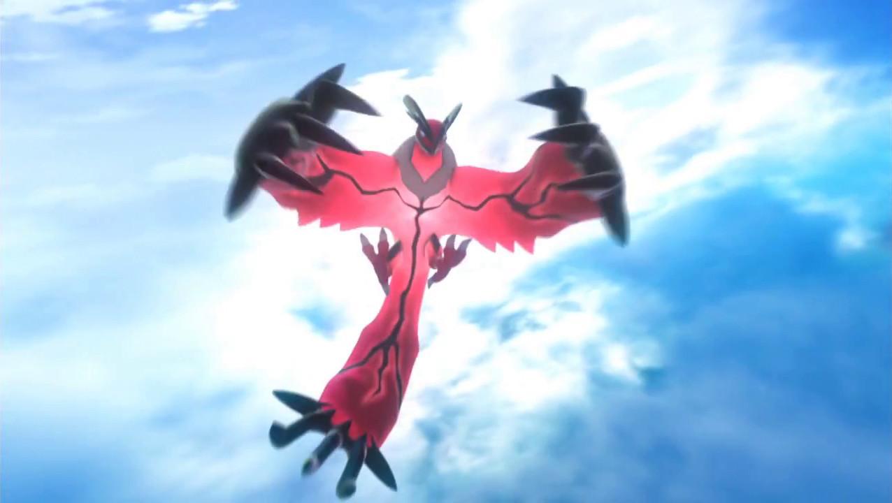 Officiel topic de news sur le forum pok mon x y 08 - Pokemon x et y legendaire ...