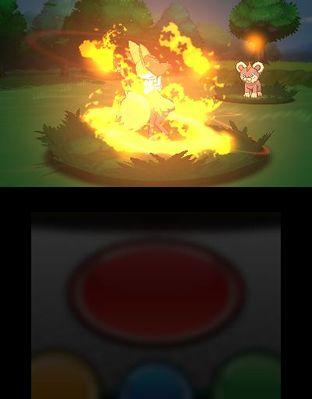 Pokémon X Nintendo 3DS