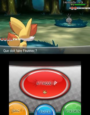 Pokémon X Nintendo 3