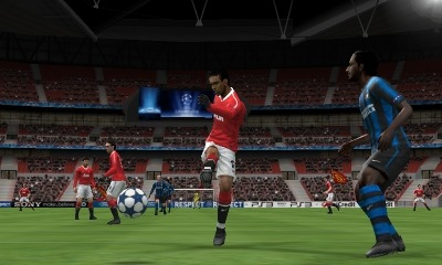 Images Pro Evolution Soccer 2011 3D Nintendo 3DS - 44