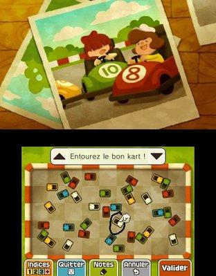 Professeur Layton et le Masque des Miracles 3DS - Screenshot 289