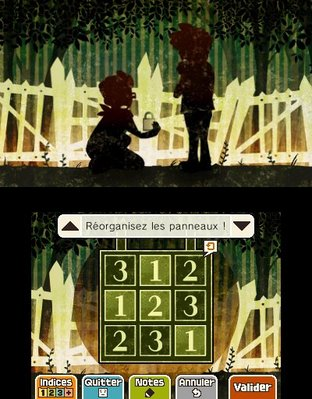 Professeur Layton et le Masque des Miracles 3DS - Screenshot 304