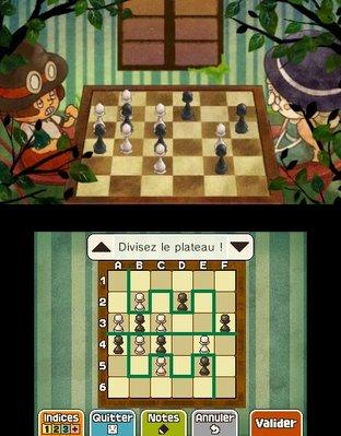 Professeur Layton et le Masque des Miracles 3DS - Screenshot 307