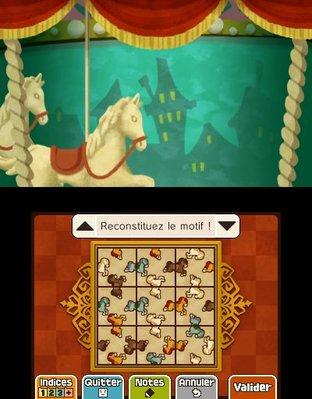 Professeur Layton et le Masque des Miracles 3DS - Screenshot 314