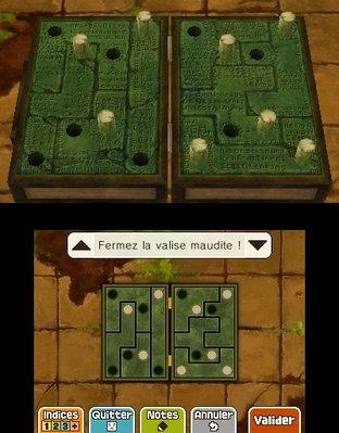 Professeur Layton et le Masque des Miracles 3DS - Screenshot 315
