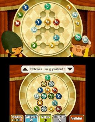 Professeur Layton et le Masque des Miracles 3DS - Screenshot 326