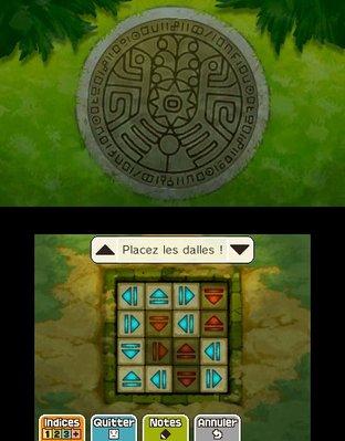 Professeur Layton et le Masque des Miracles 3DS - Screenshot 329