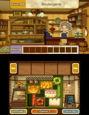 Professeur Layton et le Masque des Miracles 3DS - Screenshot 337