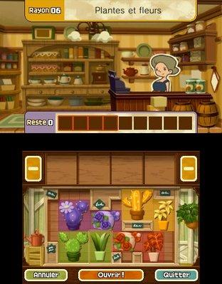 Professeur Layton et le Masque des Miracles 3DS - Screenshot 338
