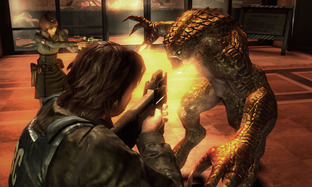 Test Resident Evil : Revelations Nintendo 3DS - Screenshot 145