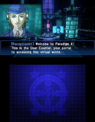 Shin Megami Tensei : Devil Summoner : Soul Hackers Nintendo 3DS