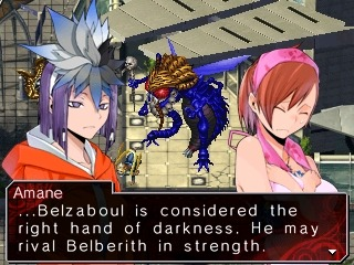 Shin Megami Tensei : Devil Survivor Overclocked