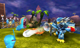 Test Skylanders Giants Nintend