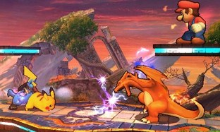 Super Smash Bros. for 3DS Nintend