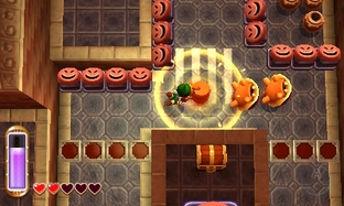 Aperçu Zelda : A Link Between Worlds Nintendo 3DS - Screenshot 27
