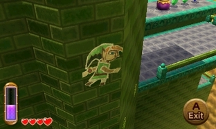 Aperçu Zelda : A Link Between Worlds Nintendo 3DS - Screenshot 35