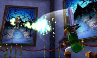 Test The Legend of Zelda : Ocarina of Time 3D Nintendo 3DS - Screenshot 19