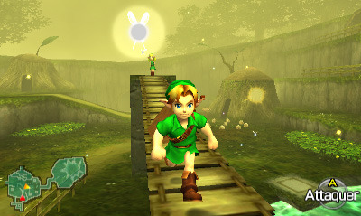 Images The Legend of Zelda : Ocarina of Time 3D Nintendo 3DS - 75