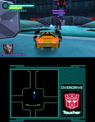 .com Transformers Prime : The Game  Nintendo 3DS Image 54 sur 54