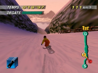 Test 1080° Snowboarding Nintendo 64 - Screenshot 34