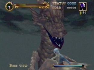 Test Castlevania : Legacy Of Darkness Nintendo 64 - Screenshot 2